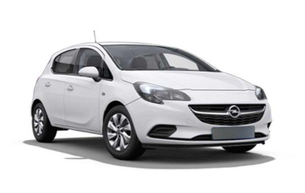 Opel Corsa White